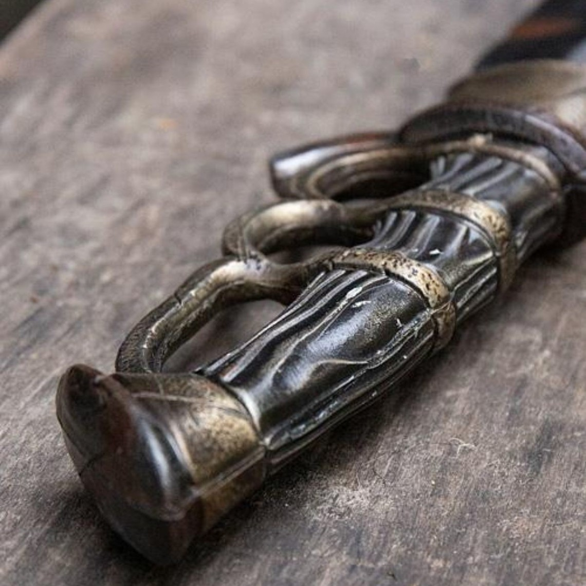 Epic Armoury cuchillo LARP Battleworn Trench