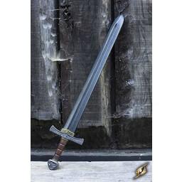 LARP krzyżowiec miecz 70 cm
