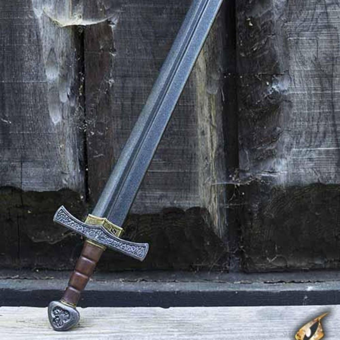 Epic Armoury LARP korsfarer sværd 70 cm