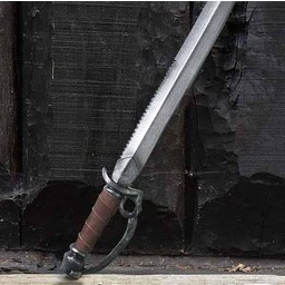 LARP hunting sword 60 cm