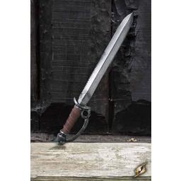 épée de chasse LARP 60 cm
