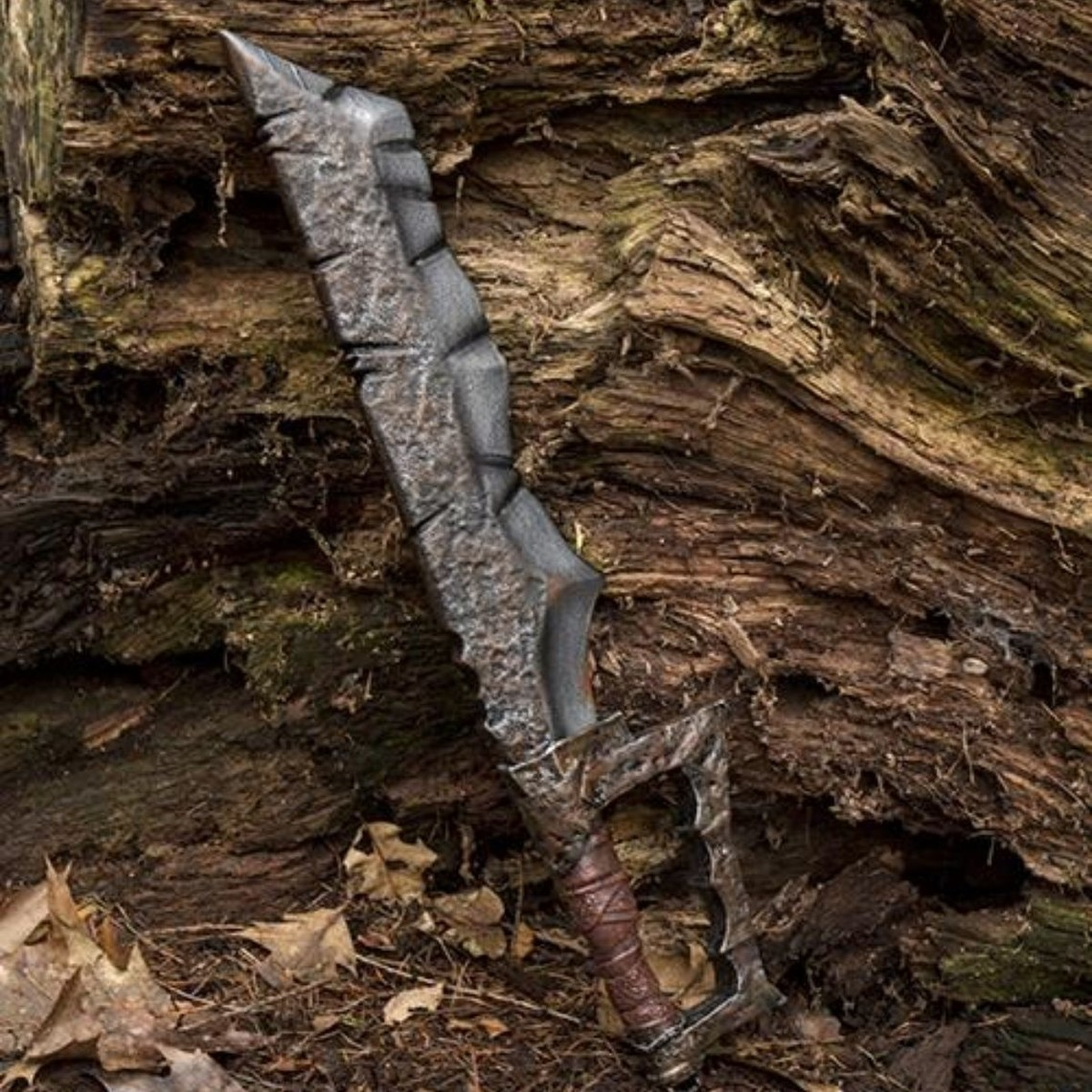 Epic Armoury LARP ork hakmes 60 cm