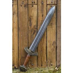 LARP Viking Miecz 60 cm