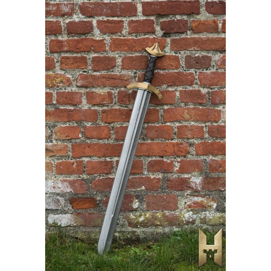 Epic Armoury LARP medieval sword gold