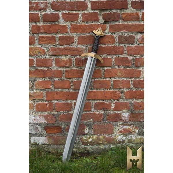 Epic Armoury LARP medeltida svärd guld
