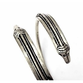 Germanisches Armband Himlingøje, versilbert