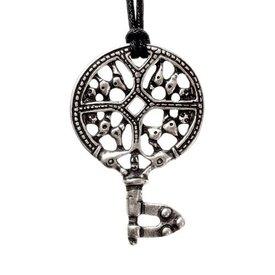 Viking Schlüssel, versilbert