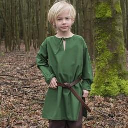 Kinder Tunika Athelstan, grün