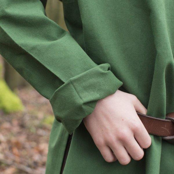 Kids tunic Athelstan, green