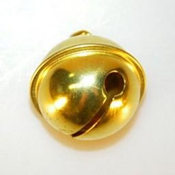 Medieval Glocke 15 mm, versilberter