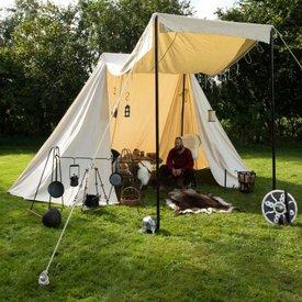Saxon marked telt 4 x 6 m