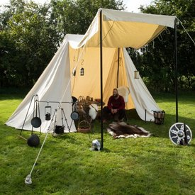 Saxon marknaden tält 4 x 6 m