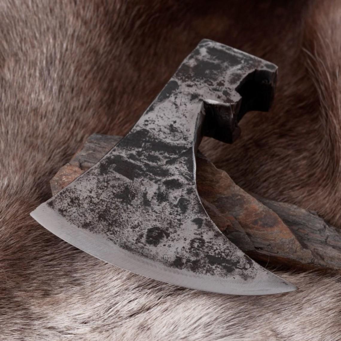 Ulfberth Hacha vikinga con barba Thingvellir, afilada, 19 cm