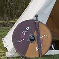 Tienda vikinga 2 x 2,3 x 1,8 m sin marco, 350 gms