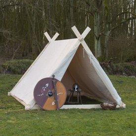 Namiot wikingów 3 x 2,7 x 2 m bez ramy, 350 gms