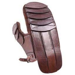 Vollkontakt Leder-Handschuh, rechte Hand