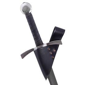 Skórzany uchwyt miecz do pasa