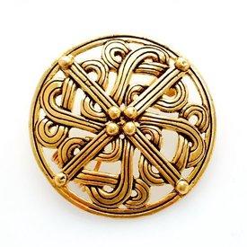 broche de Viking do século 10