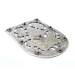 10 de la decoración de la bolsa siglo Karos-Eperjesszög, cobre