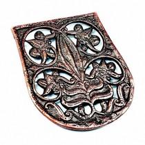 10: e århundradet påse dekoration Karos-Eperjesszög, koppar
