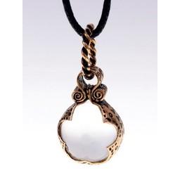 Gotland Viking crystal S, bronze
