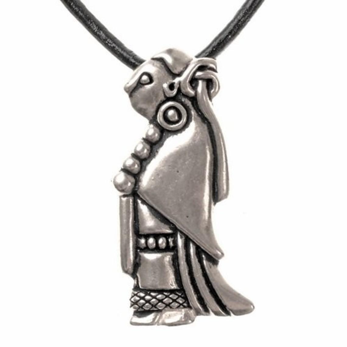 Viking Juwel Valkyrjar, versilbert