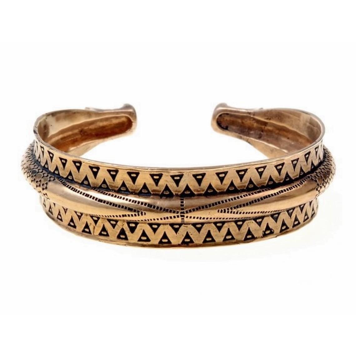 10th century Rusvik armband, försilvrade