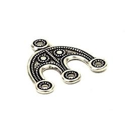 Viking biżuterię dzielnik Olandii, posrebrzane