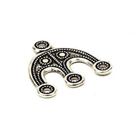 Viking smycken divider Öland, försilvrade