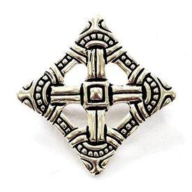 croix Viking péroné Uppåkra, argentait