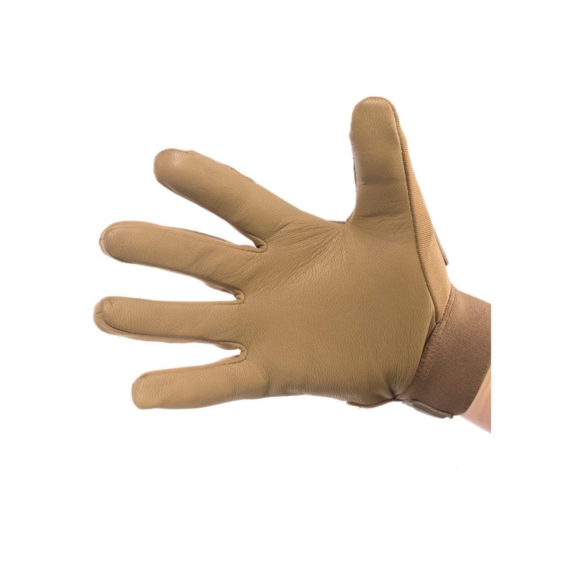 Cold Steel Taktiska handskar, sand färg