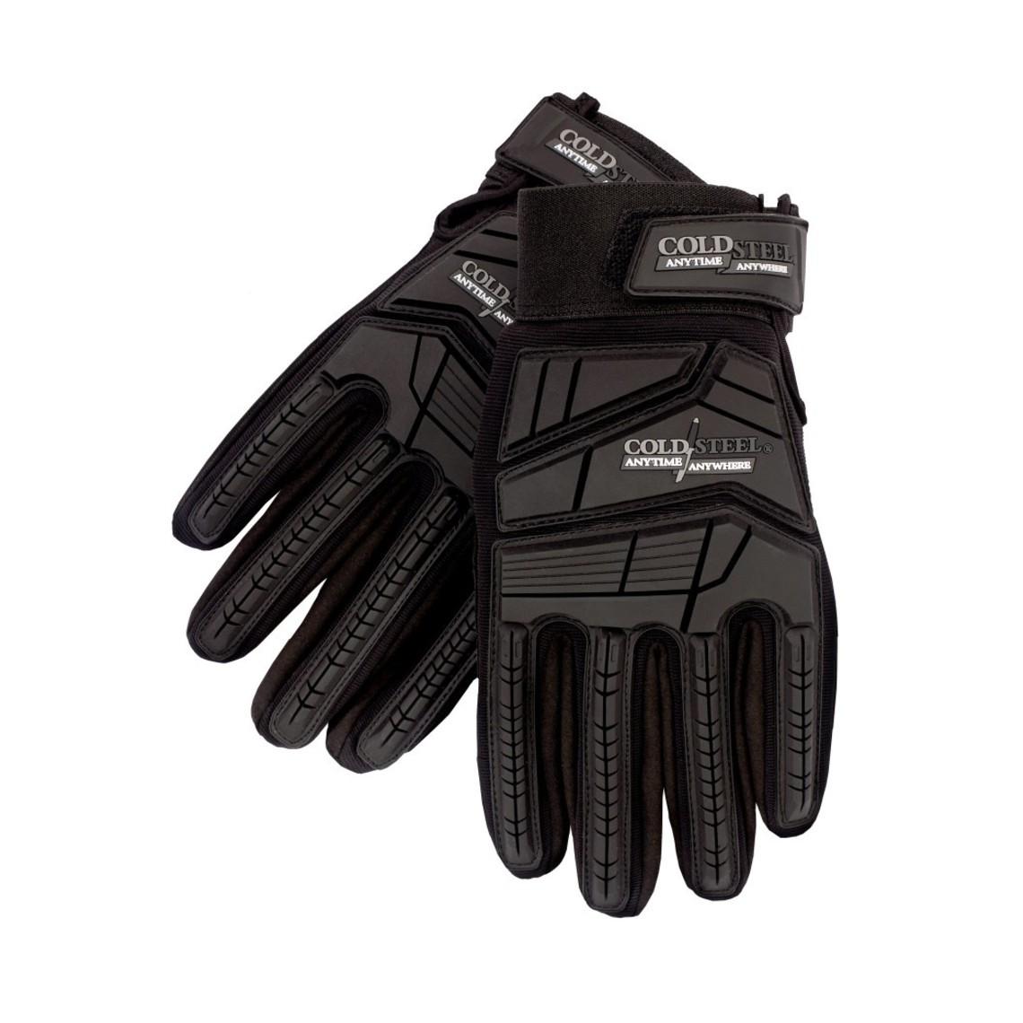Cold Steel Rękawice taktyczne, czarny