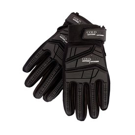 Cold Steel guantes tácticos, negro