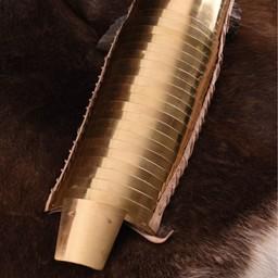 Roman brass manica