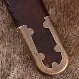 Vendel sword Uppsala 7th-8th century, brass hilt