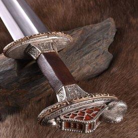 Deepeeka Vendel sværd Uppsala 7.-8. århundrede, fortinnet fæstet