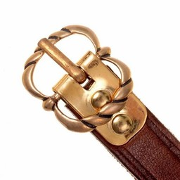 cinturón medieval Neville, marrón