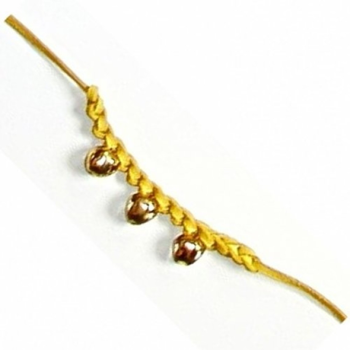 lilas bracelet cloche médiévale