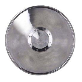 Stål runde shield 51 cm