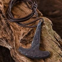 Deepeeka Hand-forged iron Thor's hammer