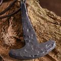 Deepeeka hierro forjado a mano el martillo de Thor