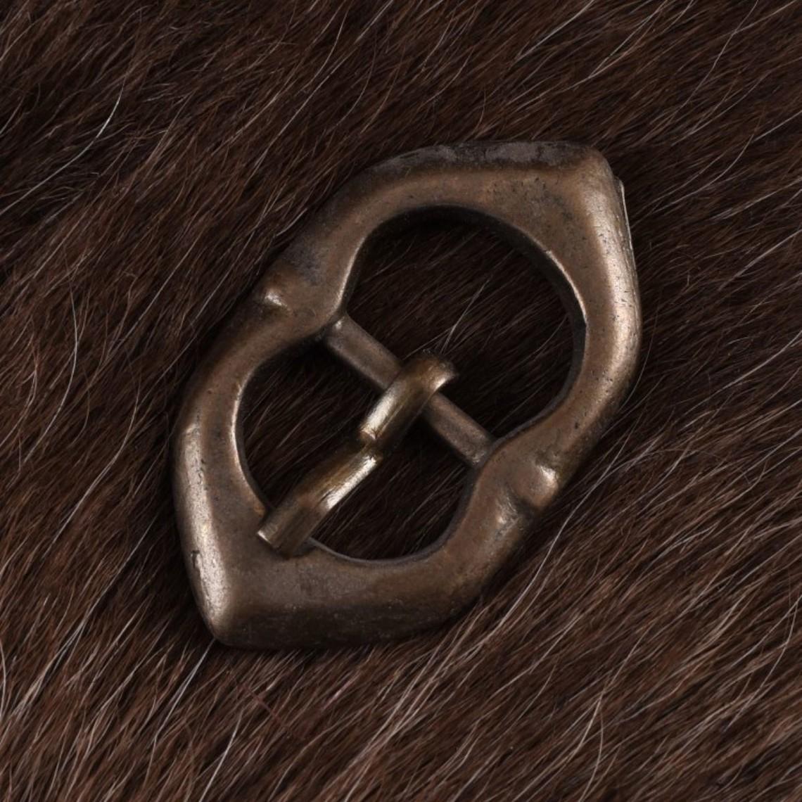 Deepeeka Late medieval buckle 4 x 2,5 cm