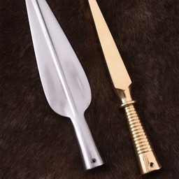 Spearhead i tyłek czapka grecki dory