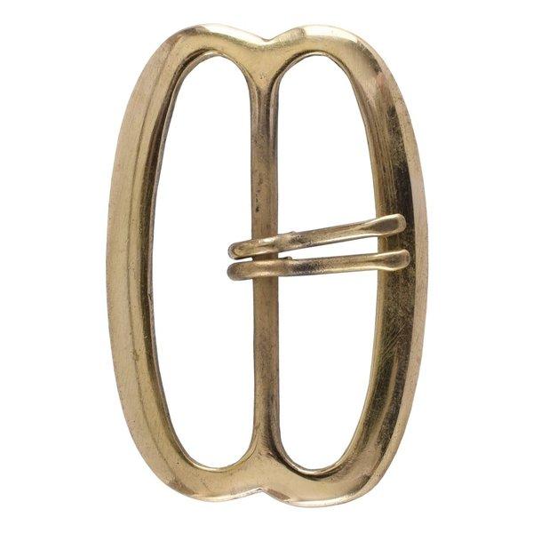 Deepeeka Double Renaissance buckle, round