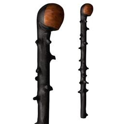 Blackthorn Shillelaghs, Irish walking stick