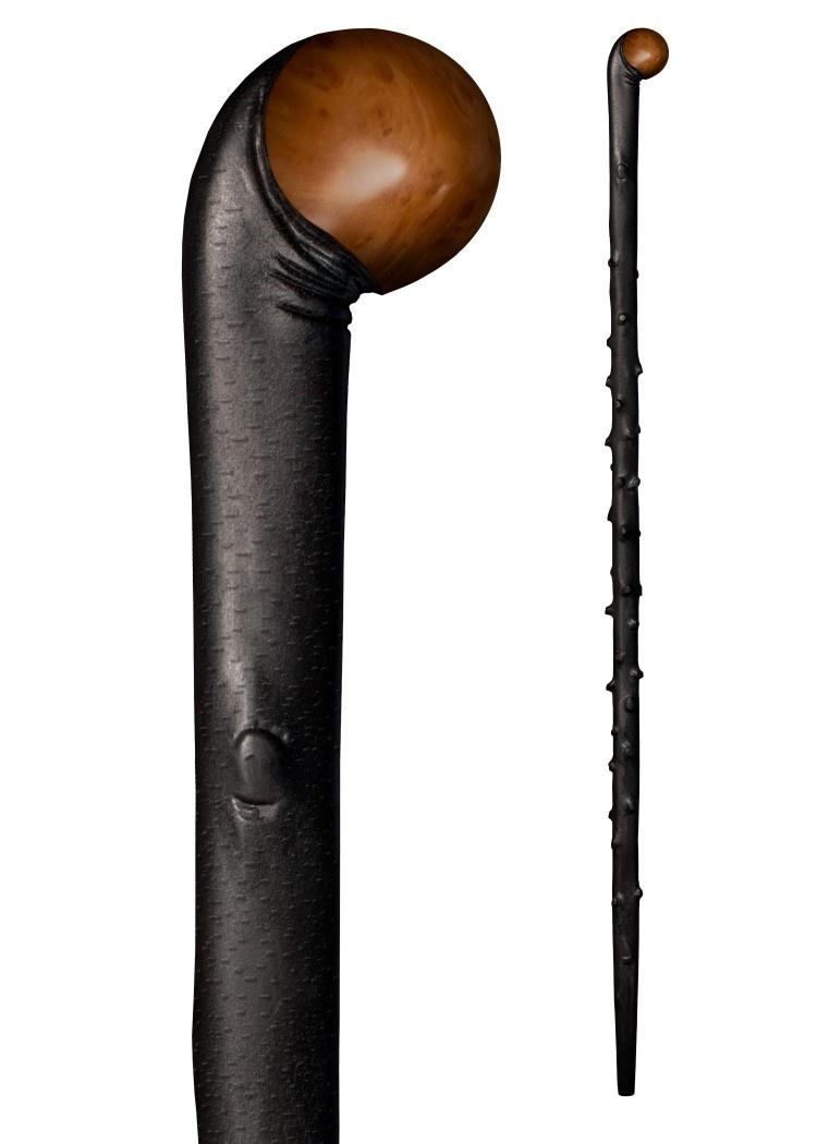 Blackthorn staff