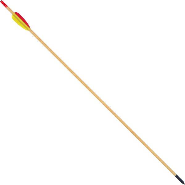 """Wooden arrow 29"""" (74 cm)"""