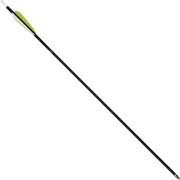 """Aluminium arrow svart 30"""" (76 cm)"""