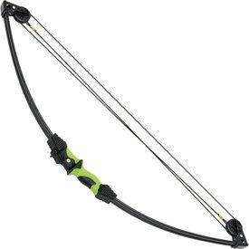 Compound bow set green
