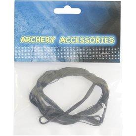 cuerda de arco de repuesto para recurve arcos 120-125 cm
